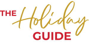 The Holiday Guide booklet