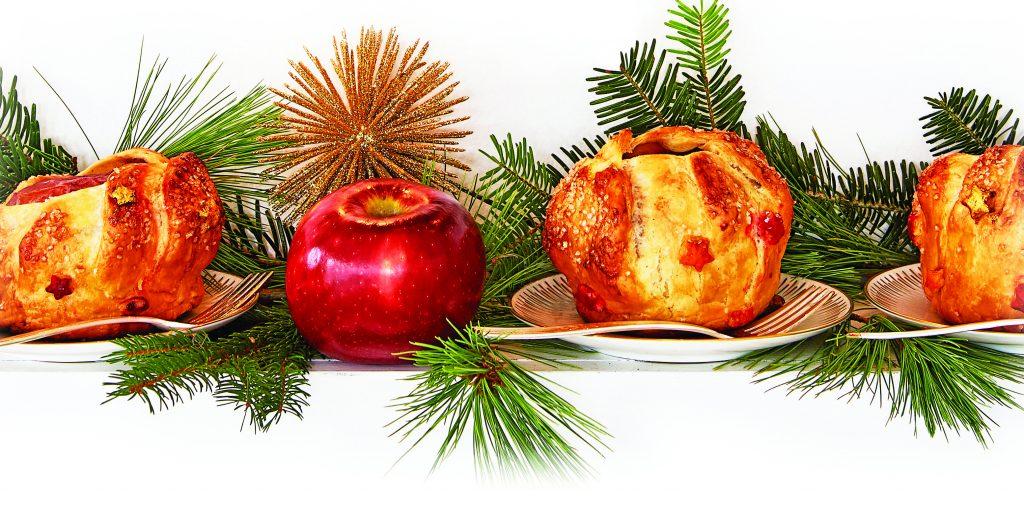 Cosmic Crisp Starry Apple Dumpling